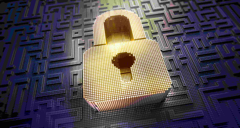 Schloss - Datensicherheit